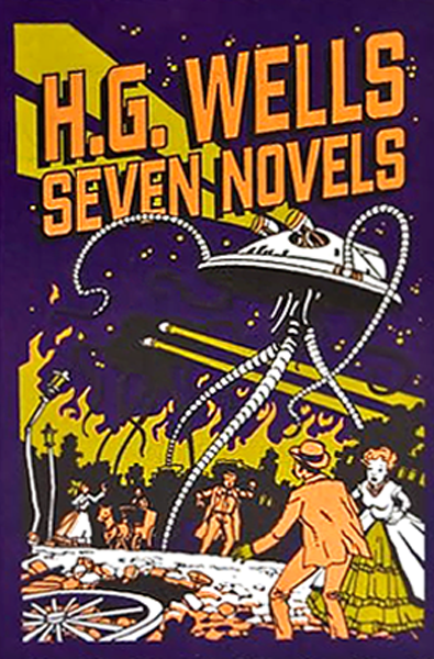 Seven Novels by H.G.Wells